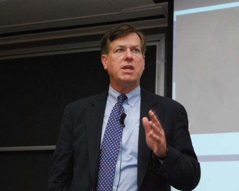 Pic of Harry Kraemer former Baxter CEO
